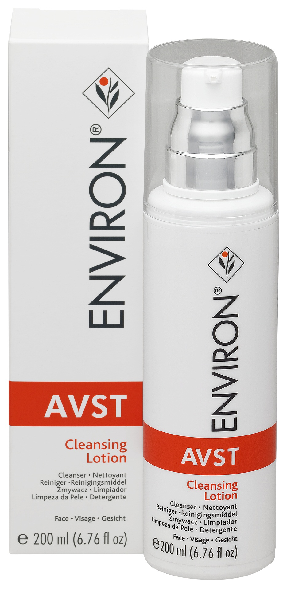 avst clean lotion
